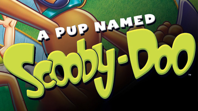 LOGO A PUP NAMED SCOOBY DOO