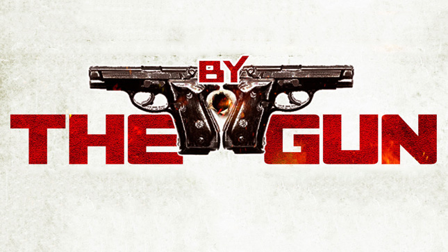 LOGO BY THE GUN