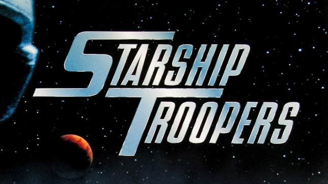 LOGO STARSHIP TROOPERS