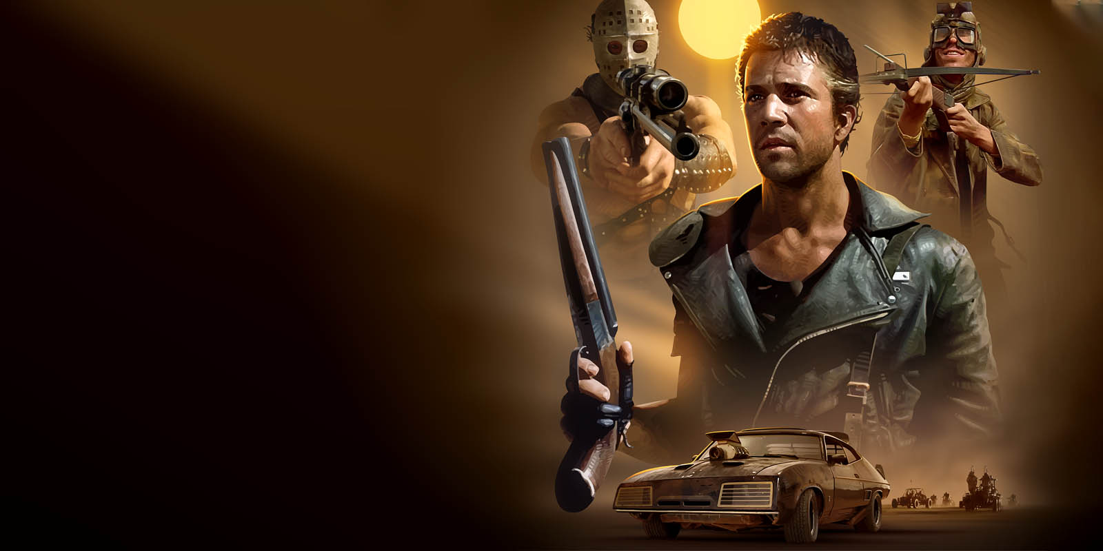 BANNER MAD MAX 2