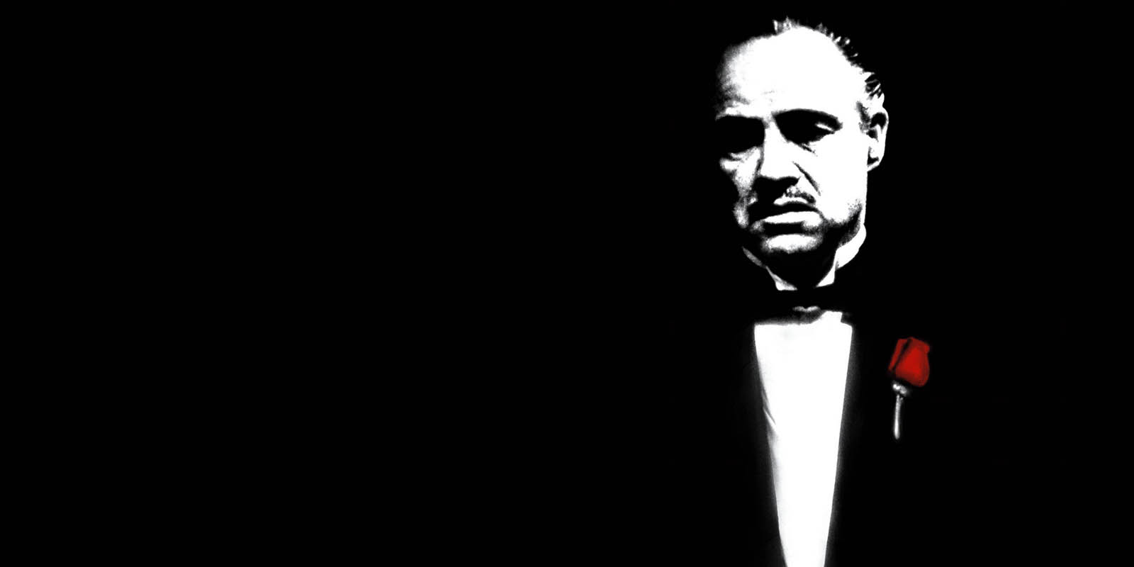 BANNER THE GODFATHER 1