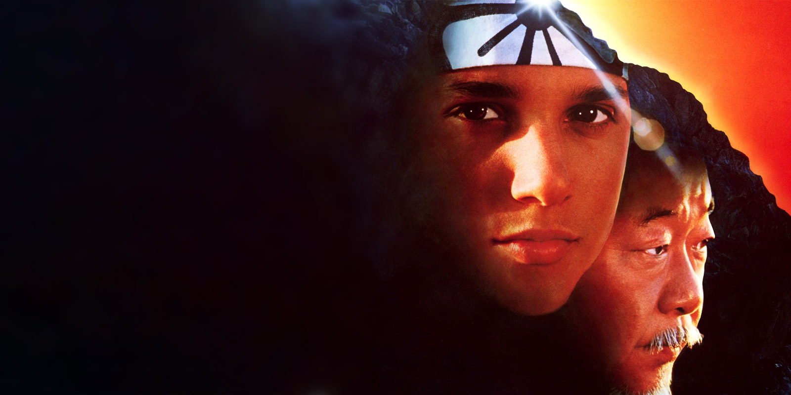 BANNER THE KARATE KID 3