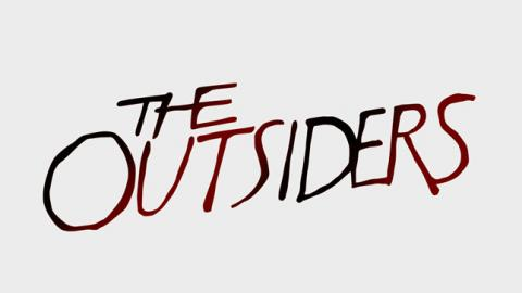LOGO THE OUTSIDERS