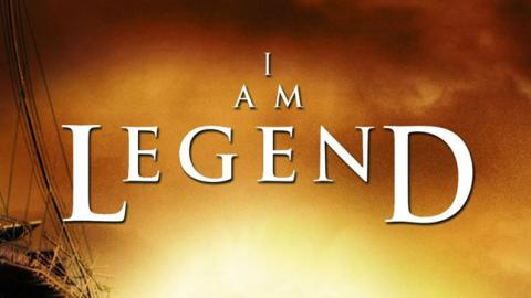LOGO I AM LEGEND