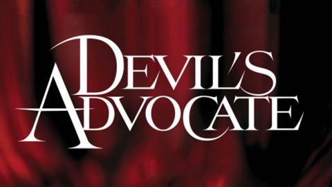 LOGO THE DEVIL'S ADVOCATE