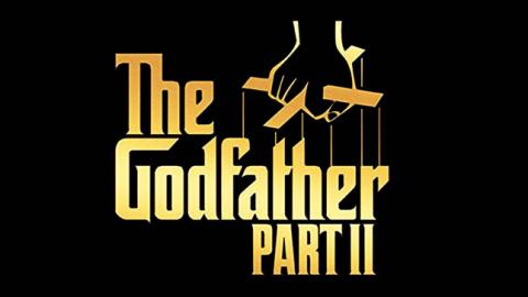 LOGO THE GODFATHER 2