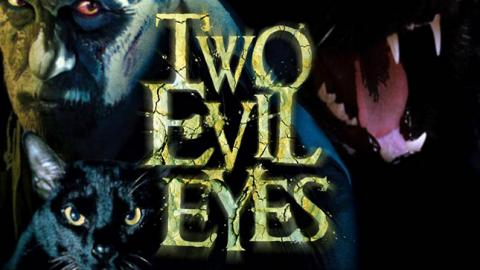 LOGO TWO EVIL EYES