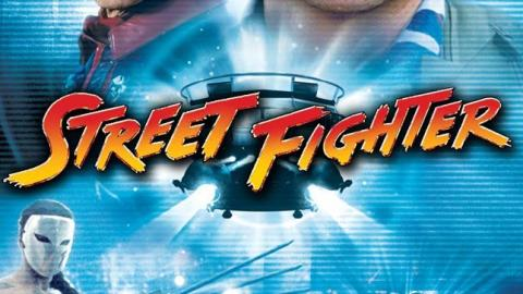 LOGO STREET FIGHTER