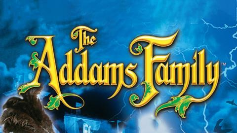 LOGO THE ADDAMS FAMILY 2