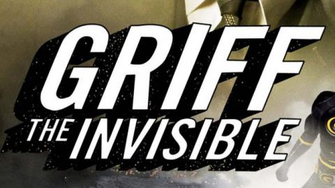 Logo Griff the invisible