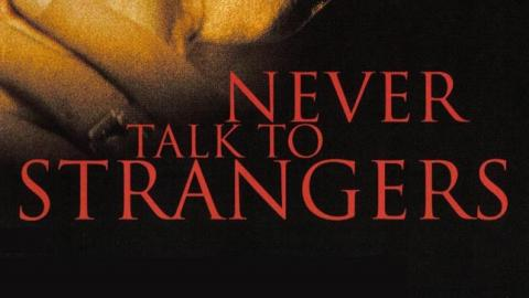 Logo Never Talk to Strangers